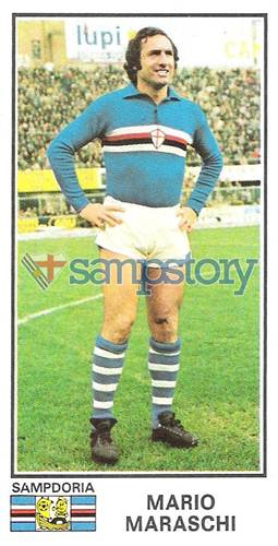 Calciatori – Edizioni Panini – 1974-75