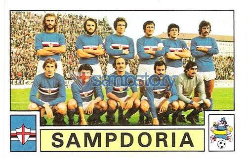 Calciatori – Edizioni Panini – 1975-76
