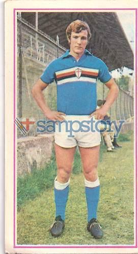 MV/265 – Calciatori – Edizioni Panini – 1970-71