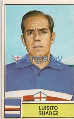 MV/269 – Calciatori – Edizioni Panini – 1971-72