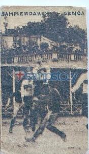 FIgurina Sampierdarenese Genoa