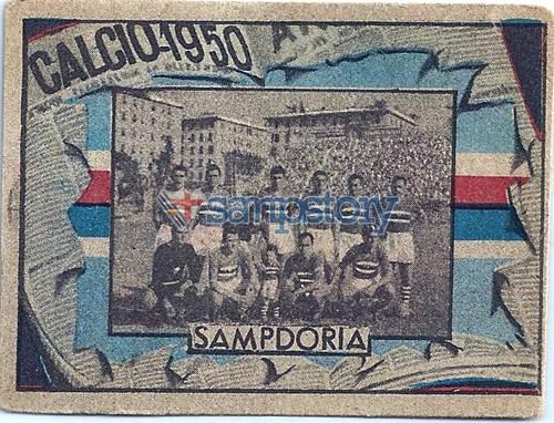 Calciatori – Edizioni VAV – 1950