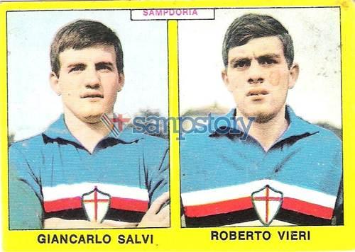Calciatori – Edizioni Panini – 1966-67