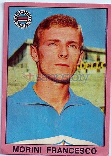 MV/228 – Tutti i calciatori – Edizioni Mira – 1967-68