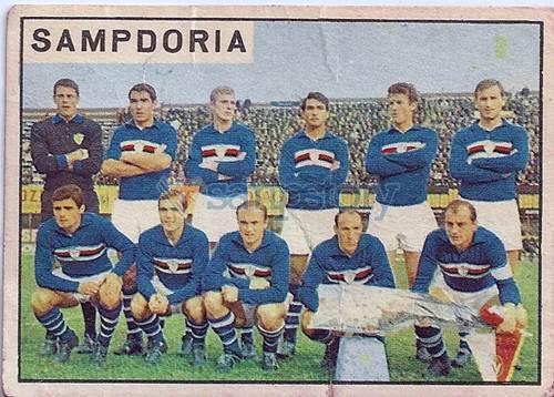 MV/245 – Calciatori – Edizioni Panini – 1964-65