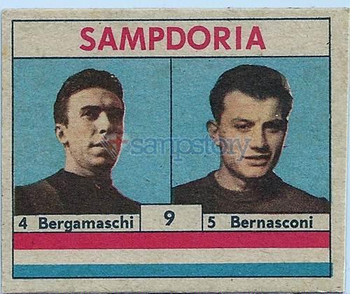 MV/289 – Squadre Calcio – Edizioni VAV 1961-62
