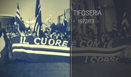 Tifoseria 1972-73