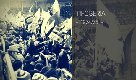 Tifoseria 1974-75