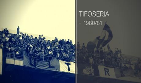 Tifoseria 1980-81