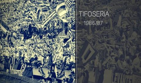 Tifoseria 1986-87