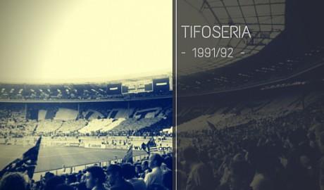 Tifoseria 1991-92