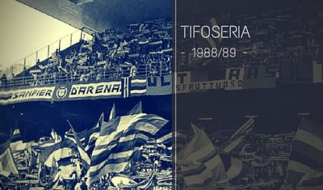 Tifoseria 1988-89