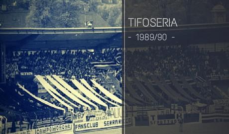 Tifoseria 1989-90