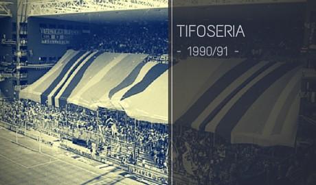 Tifoseria 1990-91